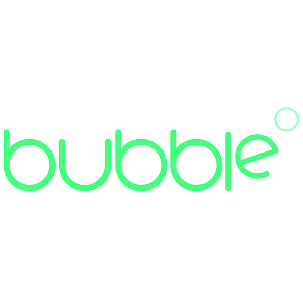 bubble square small