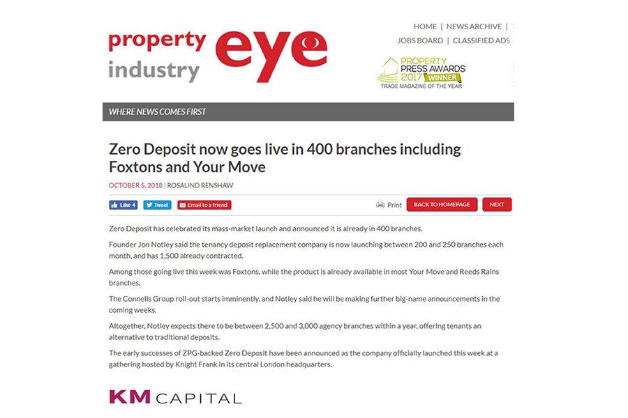 zero deposit news story property eye wide edit