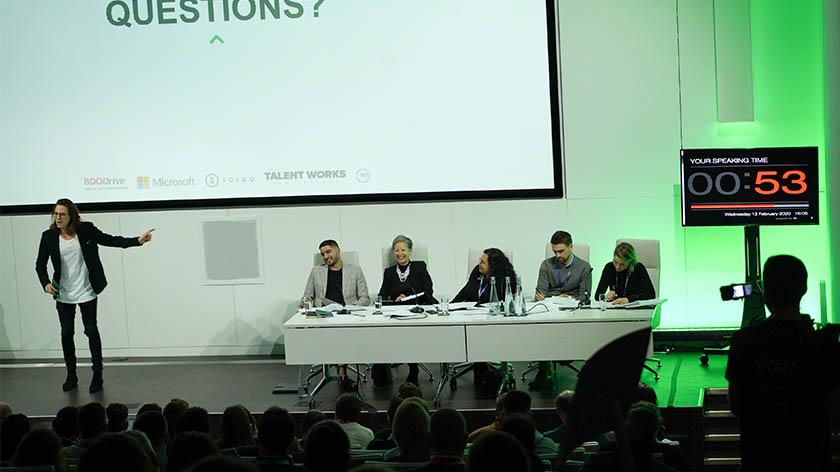 Tech Nation Adam Kamani Panel Judge